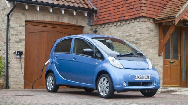 Renovar el parque automóvilistico con coches eléctricos