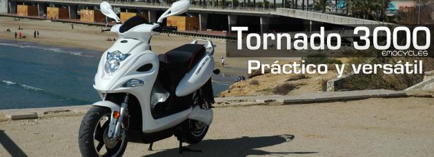 Emocycles de Tarragona, práctico y versátil