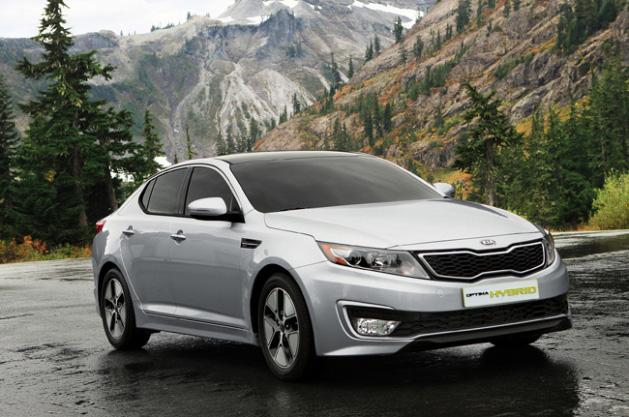 Kia y sus coches ecológicos