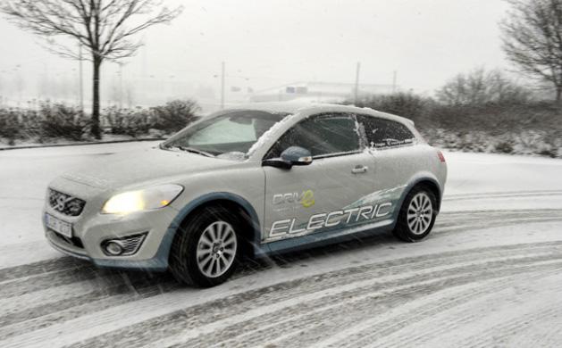 Volvo C30 eléctrico en venta en muchos países