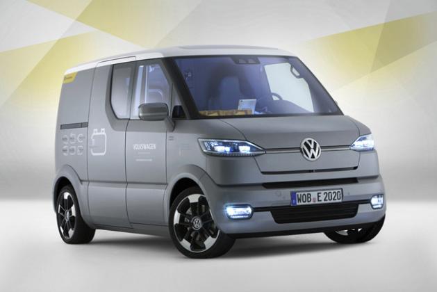 Volkswagen presenta a ET