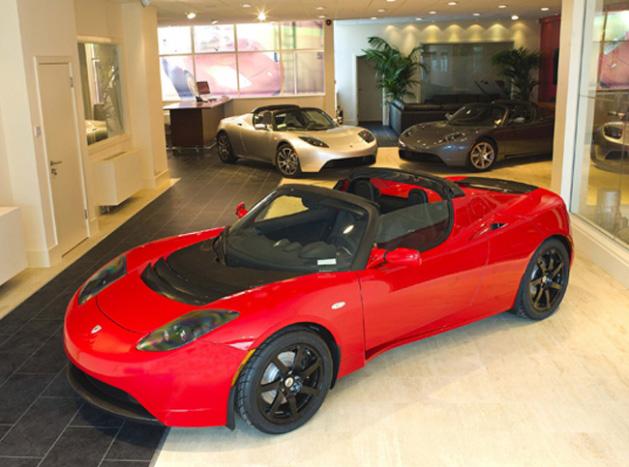Fin del Tesla Roadster, bienvenido Tesla S