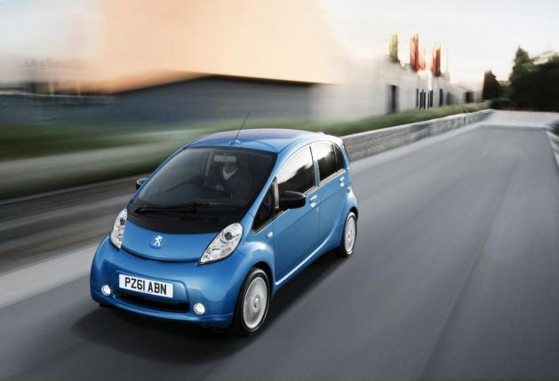 Las ventas de coches eléctricos en España