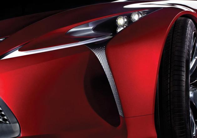 El nuevo diseño de los Lexus
