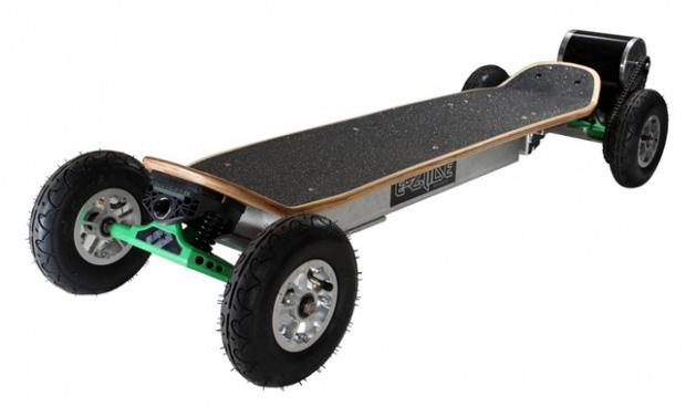 E-Glide GI Powerboard para patinar sobre el suelo