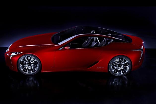 El nuevo diseño de los Lexus (2)