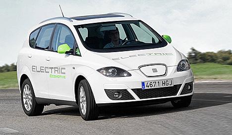 Seat León Plug-In y Altea eléctrico listos para flotas
