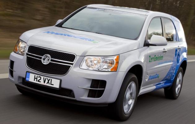 El Reino Unido prepara la movilidad de hidrógeno