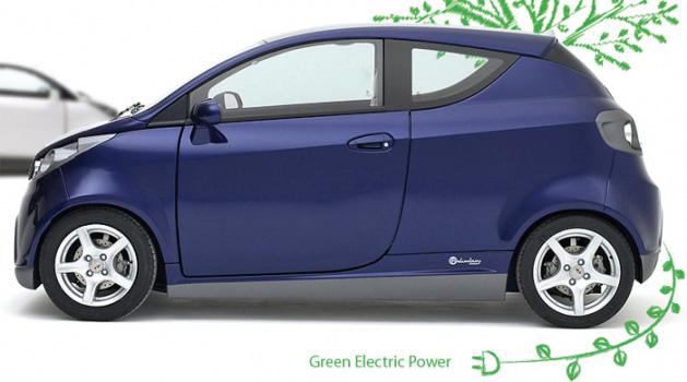 La nueva movilidad en el pabellón verde Ginebra 2012
