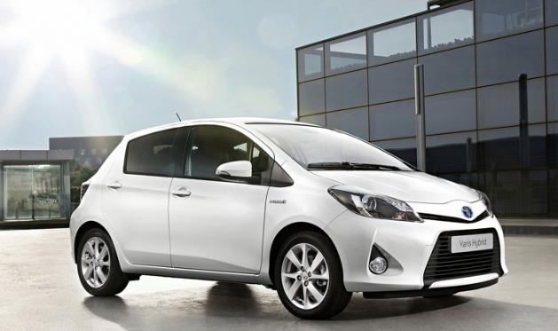 Toyota Yaris Híbrido: más asequible
