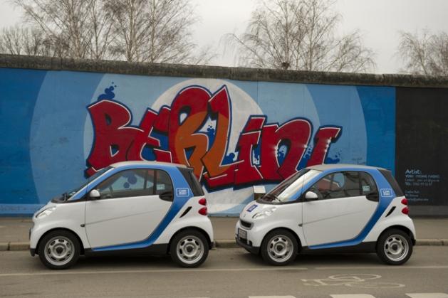 Car2go arranca en Berlin