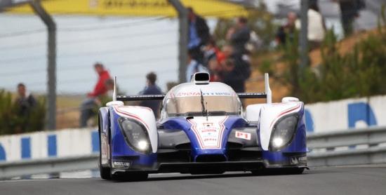 Toyota Racing, a punto para las 24h Le Mans