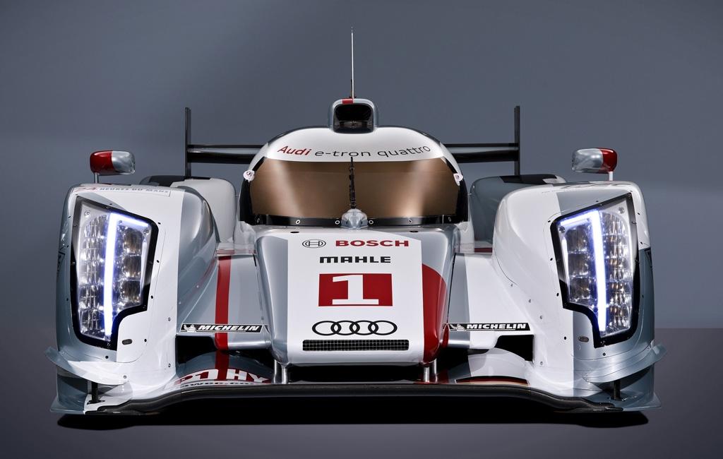 Audi R18E-Tron