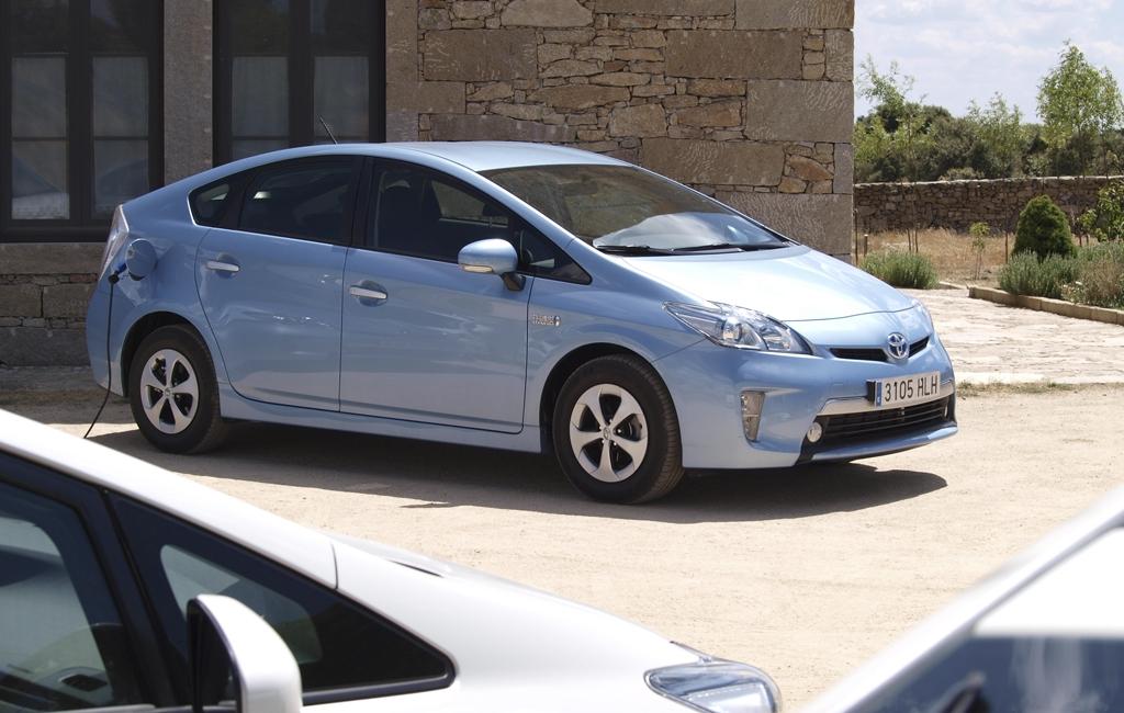 La amplia gama de los Toyota híbridos