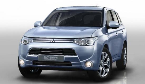 Mitsubishi Outlander Hybrid Plug-In