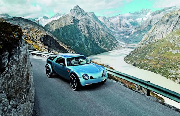 El MINDSET suizo reinventa el automóvil