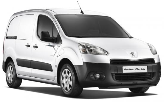 Nueva Peugeot Partner Eléctrica