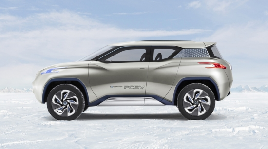 Nissan TeRRA Concept Ecológico