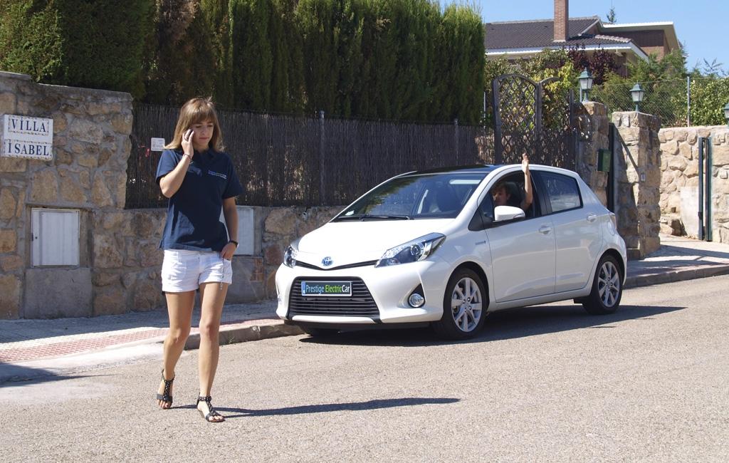 Toyota Yaris XSD híbrido
