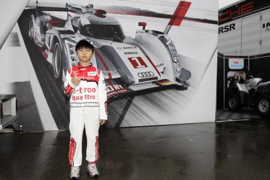 Los Audi híbridos de carrera se enfrentan a los Toyota en Japón