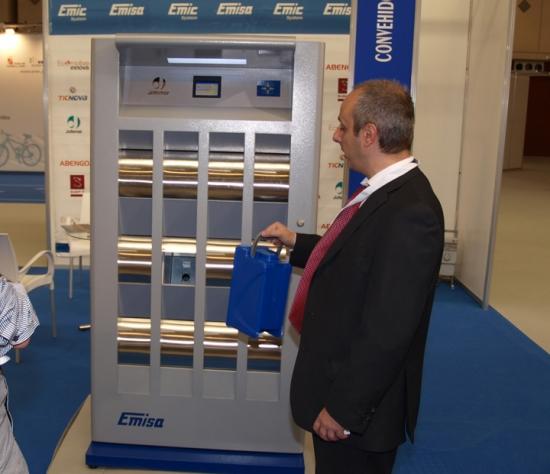 EMIC - Sensacional solución para baterías y recarga