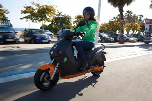 Motos eléctricas V-Moto, desde la lejana Australia