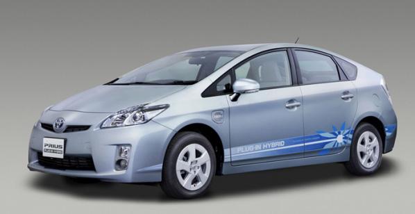 Toyota apuesta por la recarga inalámbrica