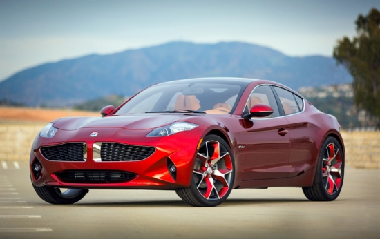 Fisker prepare his second model