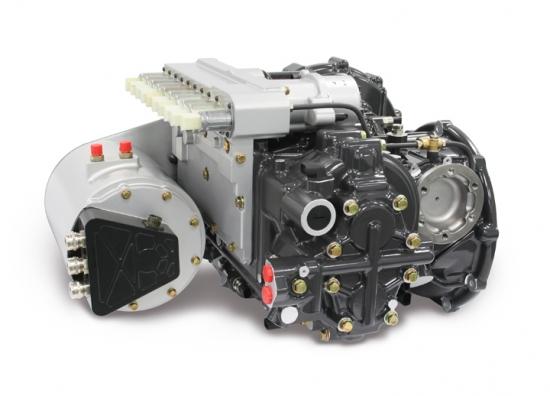 Xtrac present new hybrid transmission