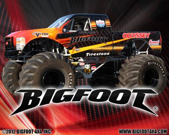 BIGFOOT, Monster Truck eléctrico