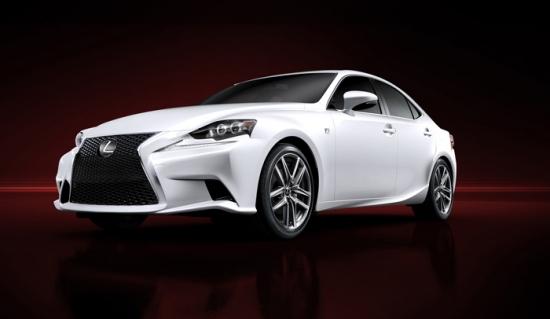 El nuevo Lexus IS