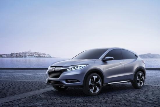 Honda SUV Urban Concept