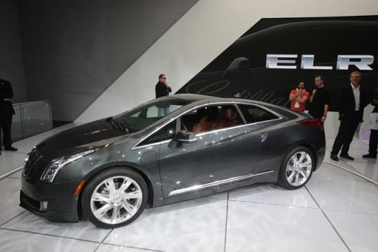 Cadillac ELR con tecnología Volt y Ampera