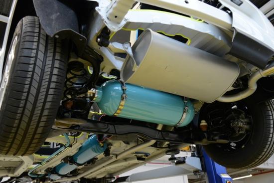 La tecnología HYbrid-Air del Grupo Peugeot-Citroén