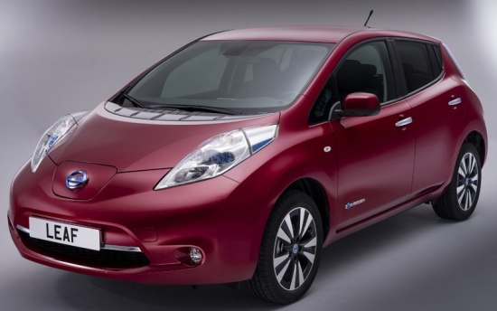 Nissan readies LEAF for the future