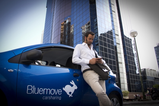 Bluemove Car-Sharing adquiere Cochele