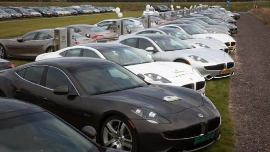 What happens with Fisker?