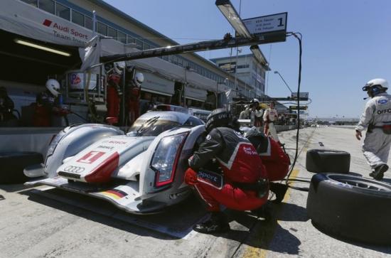 Nueva victoria del Audi R18 e-tron quattro