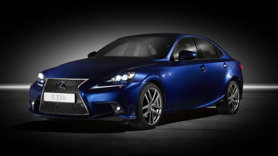 Lexus participates in Goodwood Speed Festival