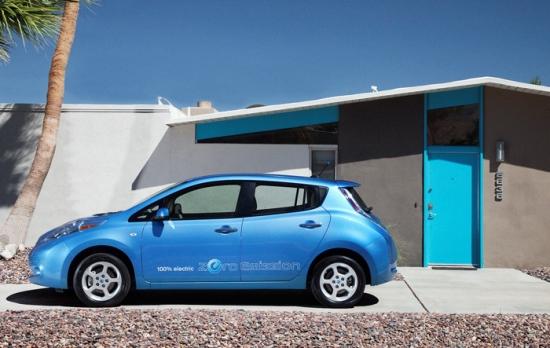 Nissan lanza el plan Nissan-E