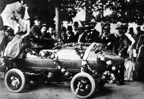 The First Car Which Exceeded 100 Km H