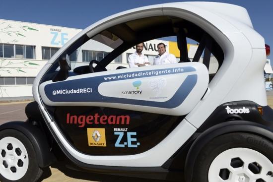 El Renault Twizy recorrerá toda España