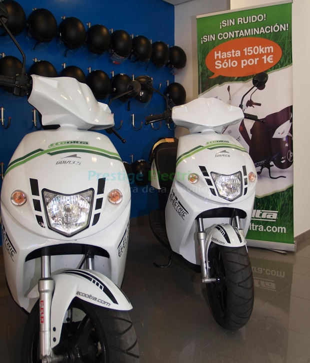 Moto-Sharing mensual con Cooltra