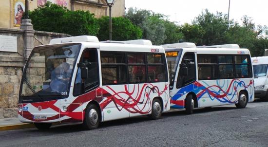 Buses eléctricos BredaMenarini para Córdoba