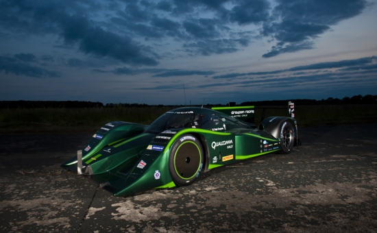 Drayson Racing announce new Word Electric Land Speed Record