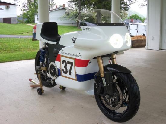 Moto Electra - from coast to coast