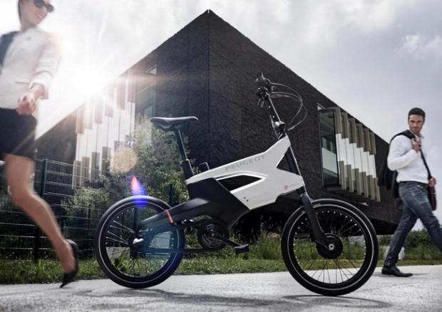 Peugeot AE21 HYbrid Bike