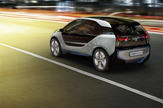 The prices for BMW i3