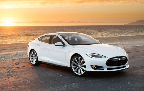 Tesla S, the safest car
