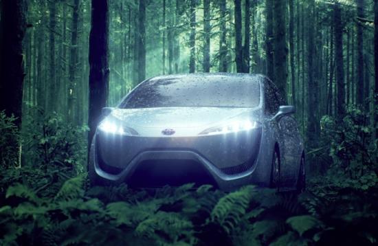 Toyota Prius new generation